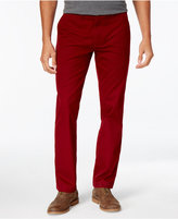 Tommy Hilfiger Men's Tailored-Fit Mercer Dot-Pattern Pants