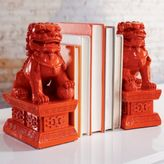 Fu Dog Bookends Set Of Two