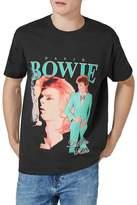 Topman David Bowie Graphic T-Shirt