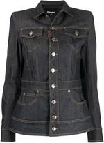 DSQUARED2 slim fit denim jacket