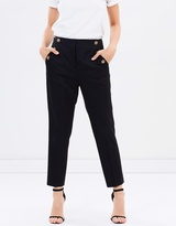 The Kooples Military Button Trousers