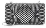 Vince Camuto Studded Leather Minaudiere