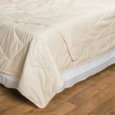 DownTown Natural Choices Silk-Filled Comforter - Queen