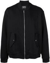 Markus Lupfer embroidered bomber jacket - men - Cotton/Spandex/Elastane/Lyocell/Viscose - M
