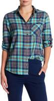 C&C California Elaine Plaid Shirt