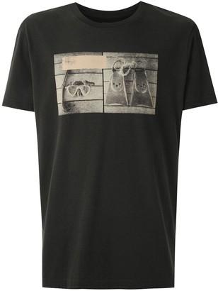 OSKLEN Vintage Mergulho print T-shirt
