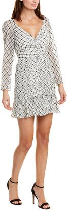 Talulah Le Maison Wild Hearts Mini Dress