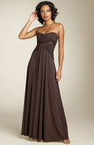 Strapless Gown (Petite)