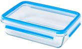 Zyliss Fresh Glass Rectangular Storage Oven Dish, 1.3L