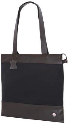 Token Waxed Graham Medium Tote Bag