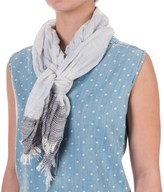 Aventura Clothing Jessica Striped Scarf - Viscose (For Women)