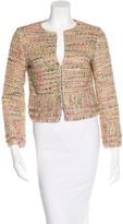 Diane von Furstenberg Danton Tweed Jacket