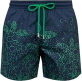 Vilebrequin Mahina Bubble Turtles-print swim shorts