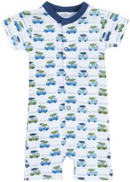 Sweet Peanut Short Peanut Suit (Baby) - Surf's Up-6-12 Months