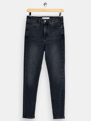 Topshop Jamie Jeans - Grey