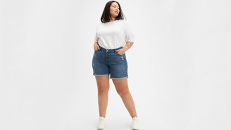 Levi's New Womens Shorts (Plus Size)