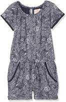 Fat Face Girl's Paisley Overalls