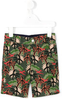 Stella McCartney palm tree chino shorts - kids - Cotton - 24 mth