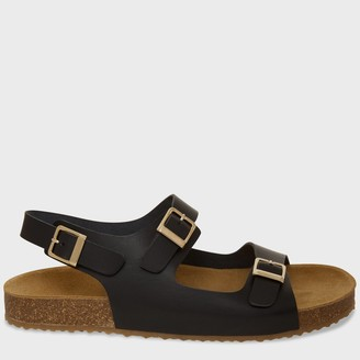 Mansur Gavriel Cloud Sandal - Black