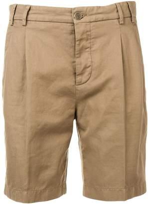 Aspesi straight-leg shorts