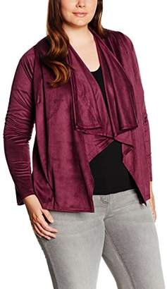 Yours Women's Faux Suede Jacket