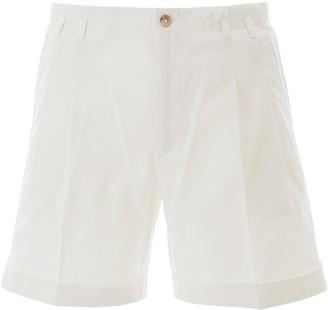 Dolce & Gabbana Stretch Cotton Bermuda