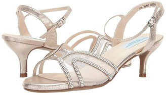 Touch Ups Layla (Silver) Women's Shoes