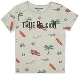 True Religion Boys' Retro Doodle Surf Tee - Sizes 2-7