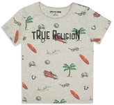 True Religion Boys' Retro Doodle Surf Tee - Sizes S-XL