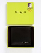 Ted Baker Harvys Leather Billfold Coin Wallet