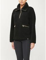 Varley Spencer woven pullover