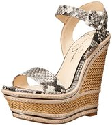 Jessica Simpson Women's AYALA Wedge Sandal