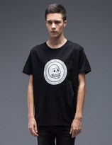 Cheap Monday Cracked Skull Standard T-Shirt