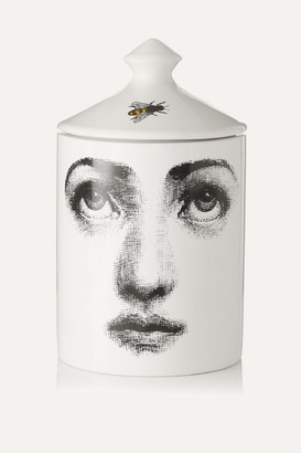 Fornasetti L'ape Scented Candle, 300g - White