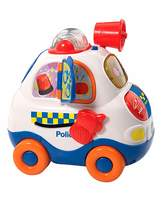 Vtech Baby Drive & Discover Police Car