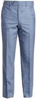 Saks Fifth Avenue Wool, Silk & Linen Woven Suit Pants