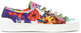 Ports 1961 floral-print sneakers - unisex - Cotton/Nylon/rubber - 36