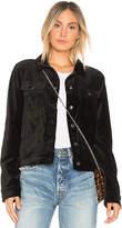 Paige Rowan Velvet Jacket