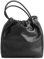 Arket Soft Leather Bucket Bag