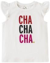 Kate Spade Girls' Cha Cha Cha Tee
