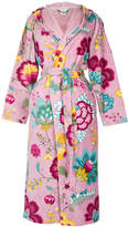 Pip Studio Floral Fantasy Pink Bathrobe