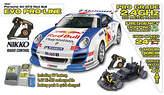Nikko Evo Proline Radio Controlled Red Bull Porsche 911