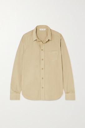 Alex Mill Cotton-poplin Shirt - Beige