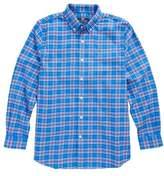Vineyard Vines Boy's Chandler Pond Plaid Flannel Shirt