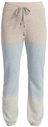 Sundry Two-Toned French Terry Sweatpants