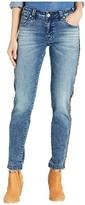 Rock and Roll Cowgirl Boyfriend Skinny in Medium Vintage W2S3425 (Medium Vintage) Women's Jeans