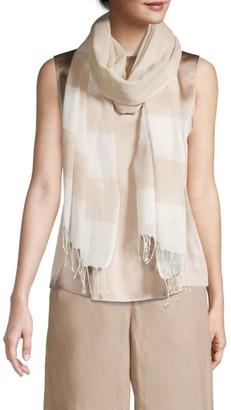 Eileen Fisher Organic Cotton Bramble Scarf