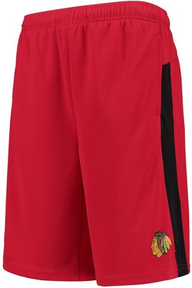 Outerstuff Youth Red Chicago Blackhawks Grand Shorts