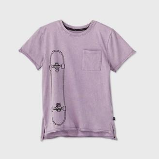 Boys' Short Sleeve Skateboard Graphic T-Shirt - art classTM