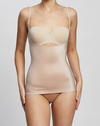 Spanx Suit Your Fancy Open-Bust Cami